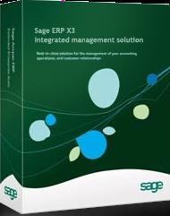 Sage ERP X3