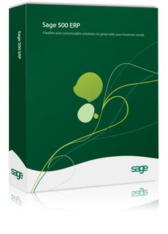 Sage 500 ERP