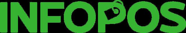 InfoPOS Logo Green small