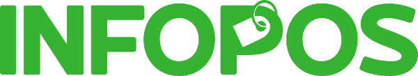 InfoPOS Logo Green small