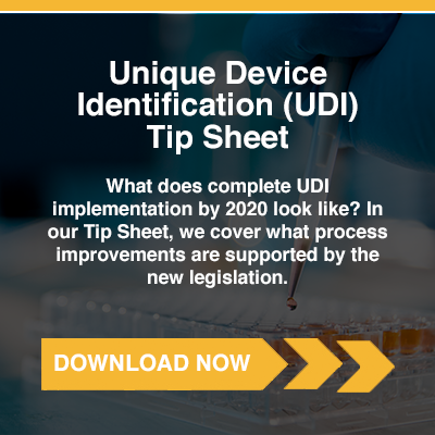 UDI Tip Sheet