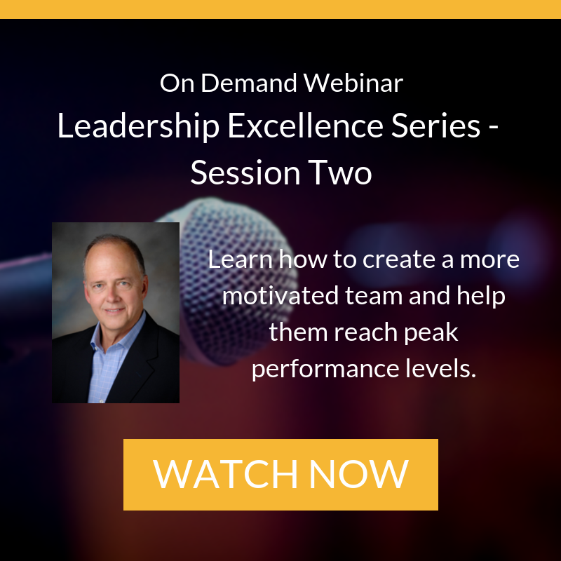 Leadership Excellence Series Webinar