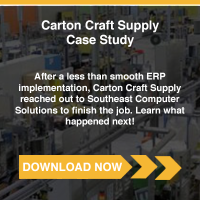 Carton Craft Supply Case Study
