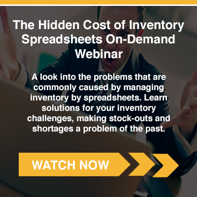 The Hidden Costs of Inventory On-Demand  Webinar