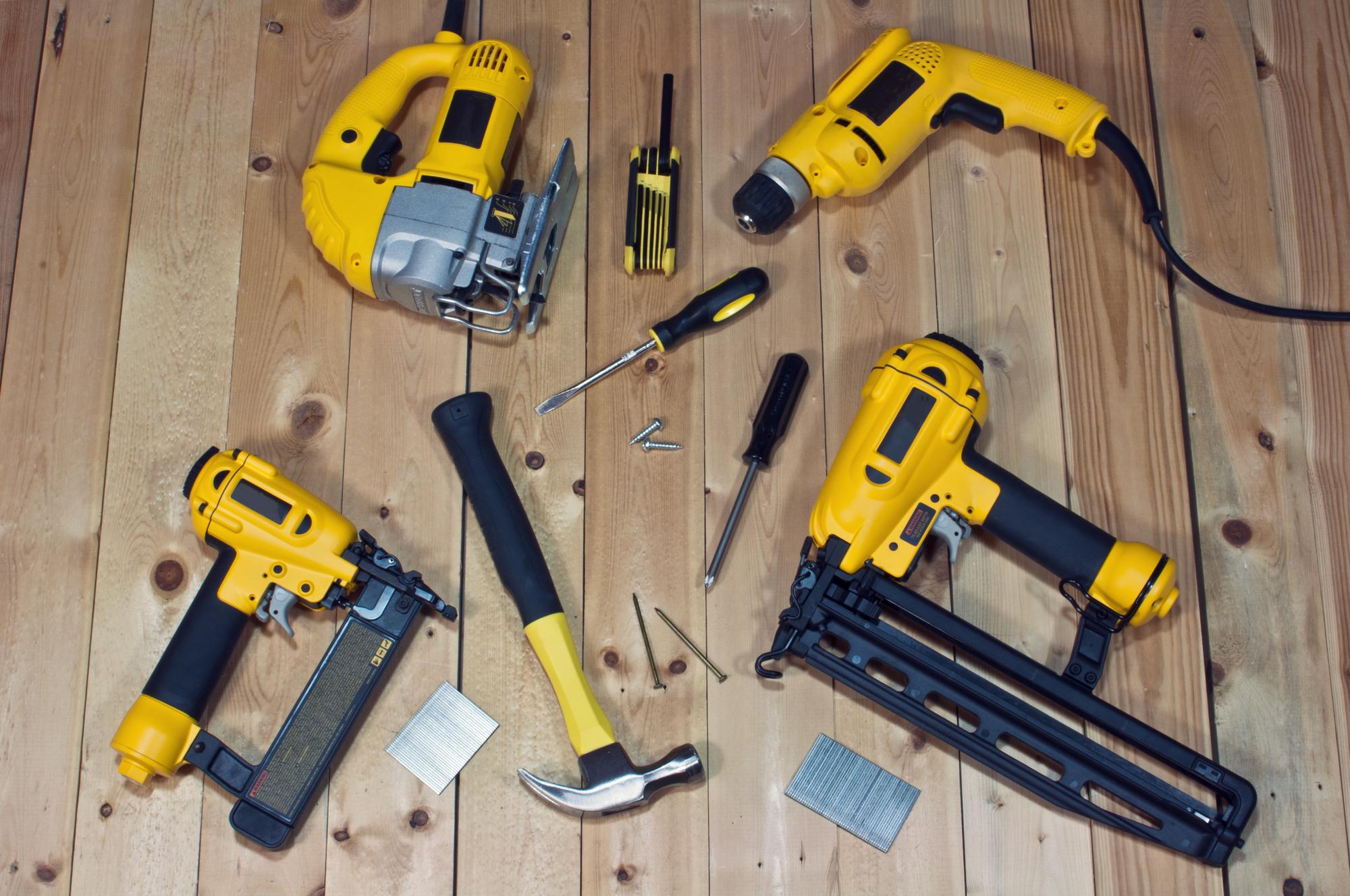 Power tools image