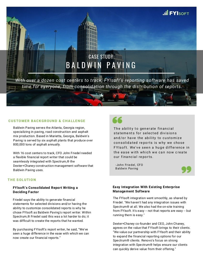 baldwin paving case study