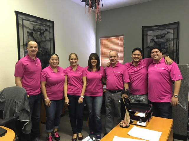 Southeast Computer Solutions Supports Breast Cancer Awareness