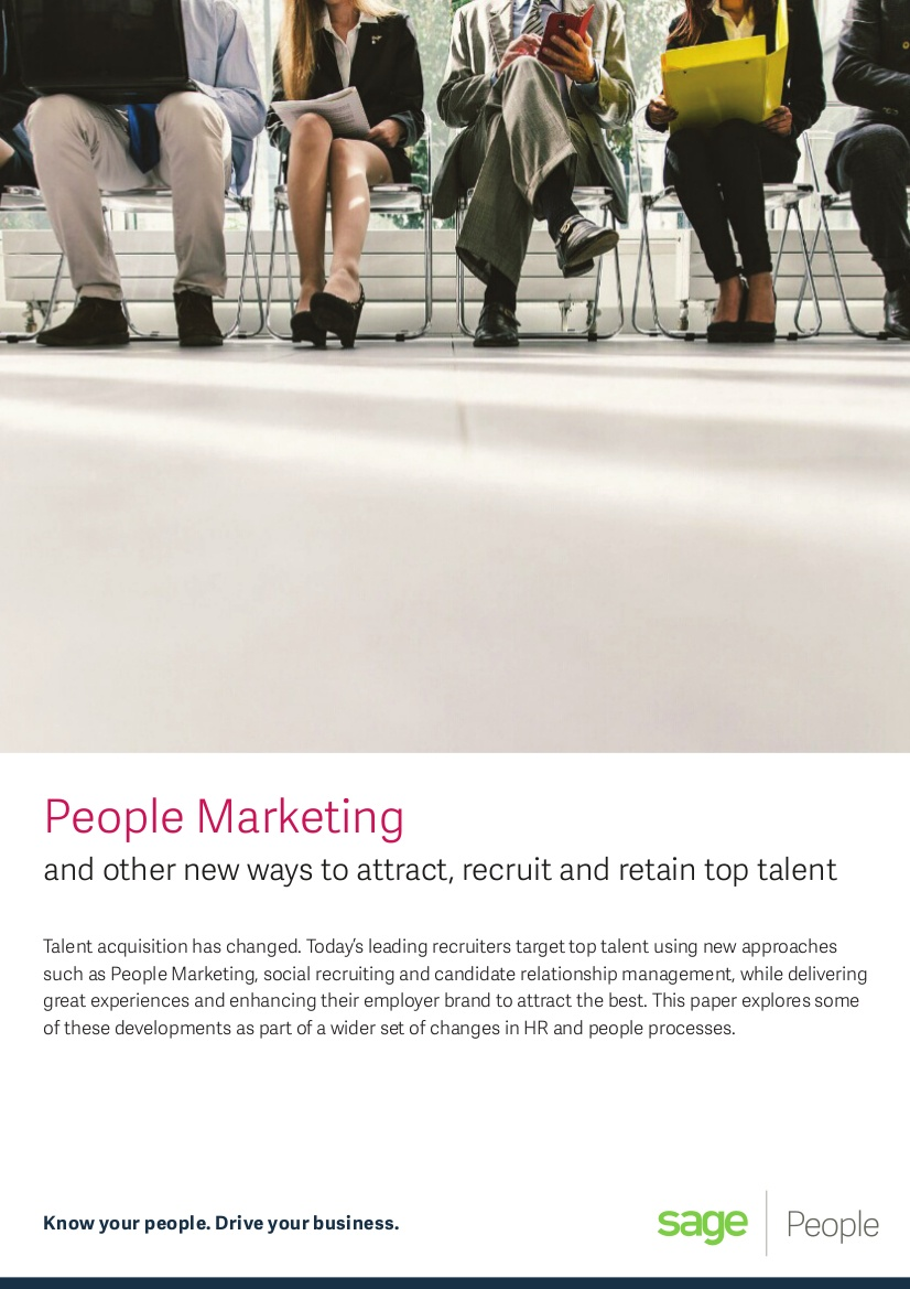 people marketing guide