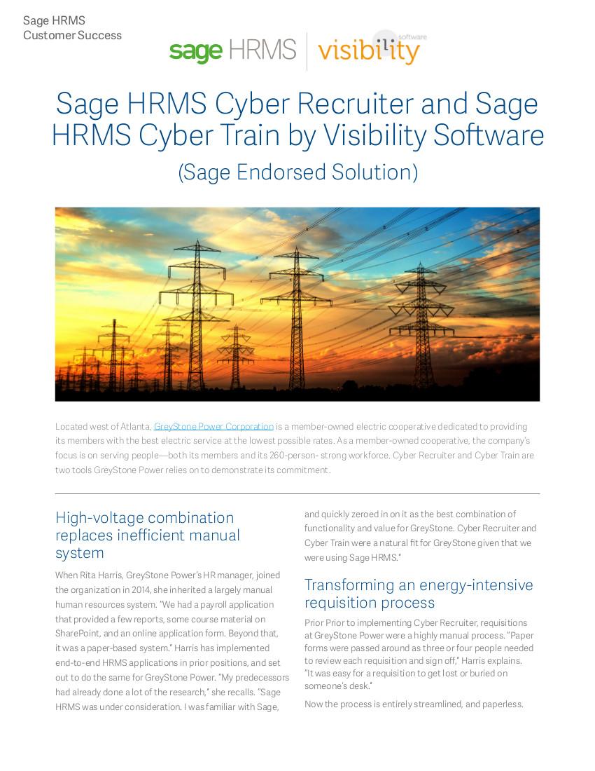 sage hrms summary pdf