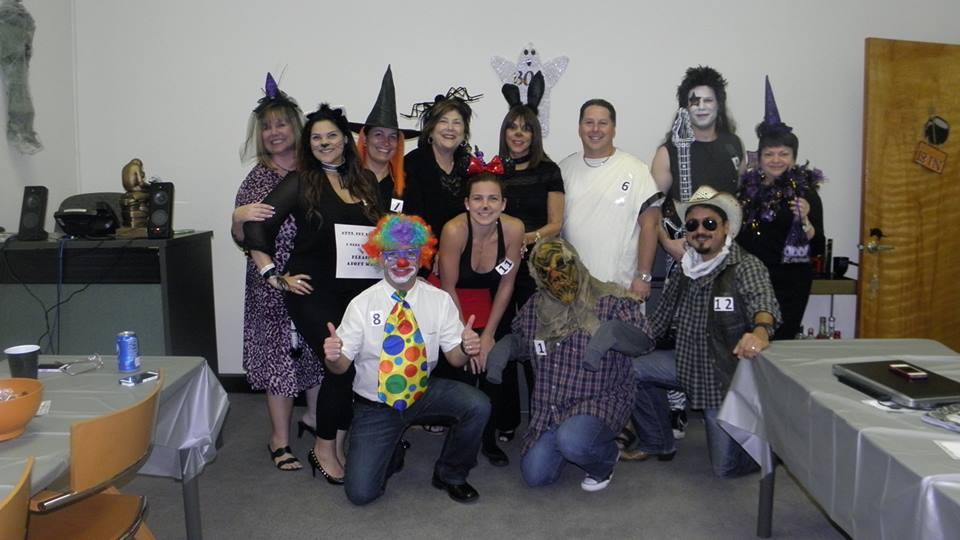 Halloween at SCS