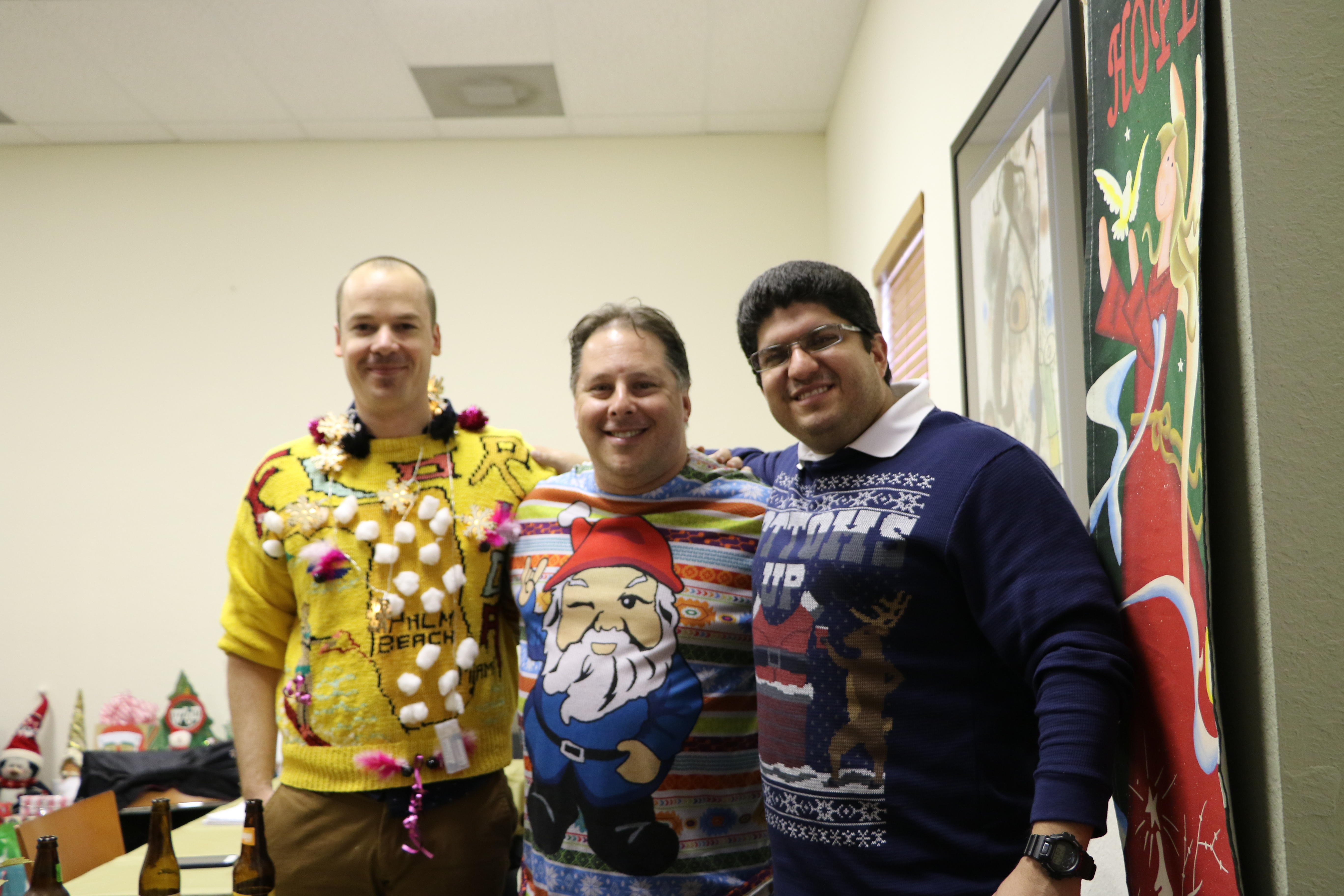 Christmas 2016 at Southeast Computer Solutions