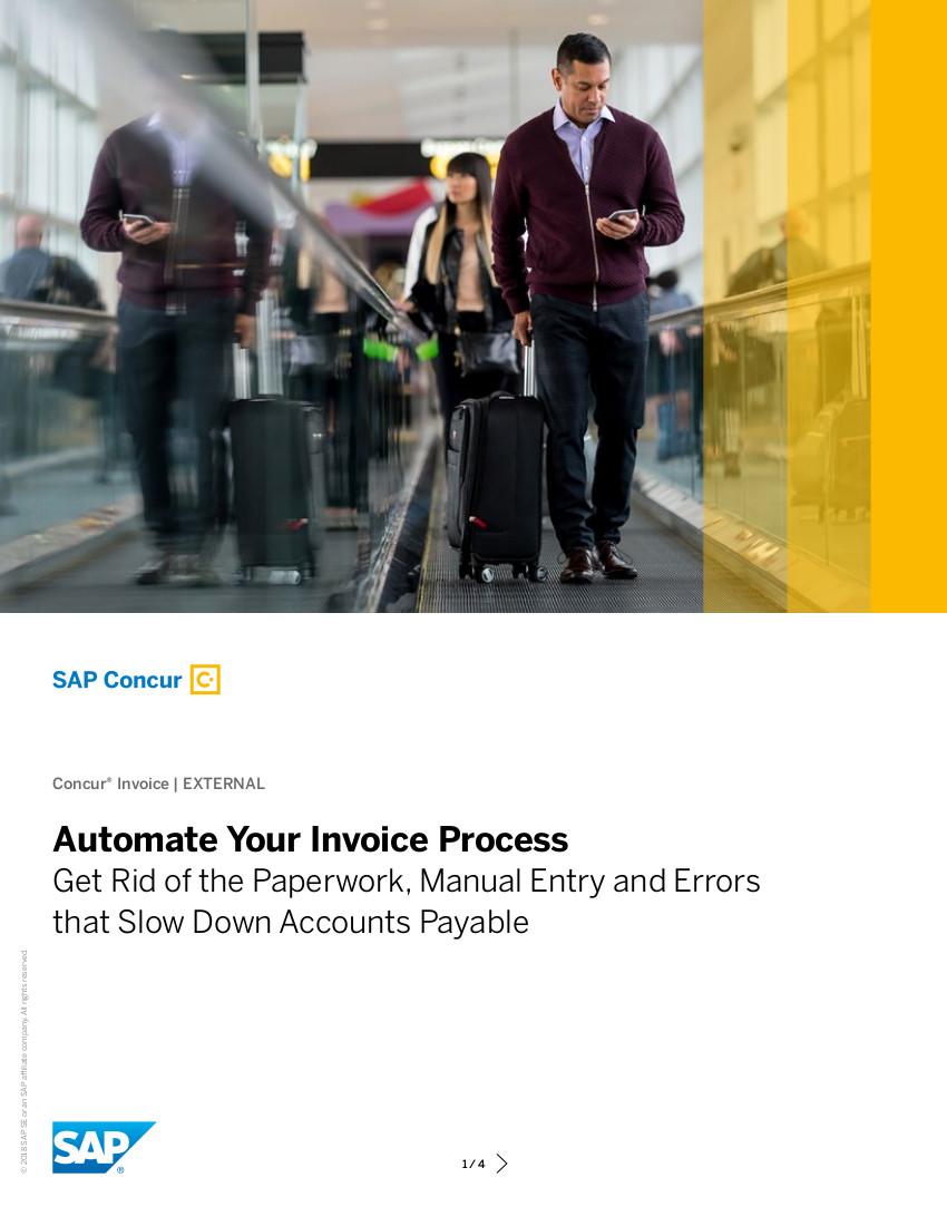 SAP Concur Information